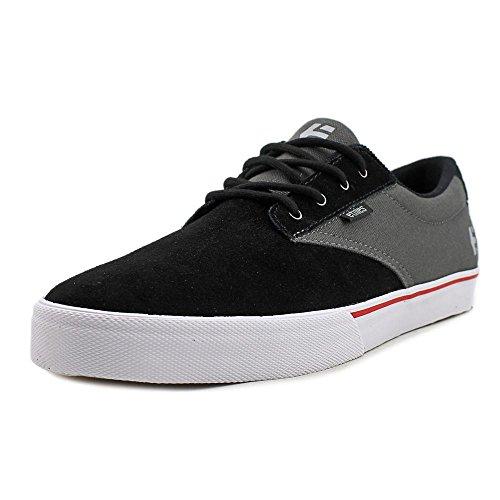 EtniesJameson Vulc - Scarpe da Skateboard Uomo Black/Dark Grey/Silver