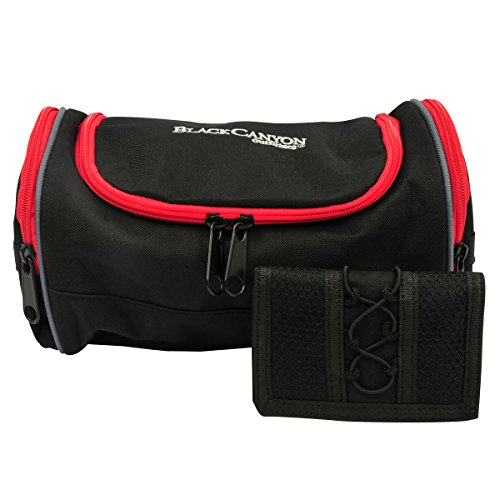 BlackCanyon Outfitters BCO3005 Sports Bag with Wallet and Mirror