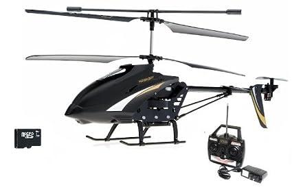 Amazon com: SPY HAWK 3 5CH Metal RC helicopter RTF + Gyro and SPY