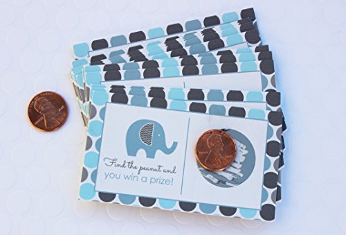 blue-grey-elephant-scratch-off-game-set-of-25-or-more-select-win-boys-baby-shower-activity-cards
