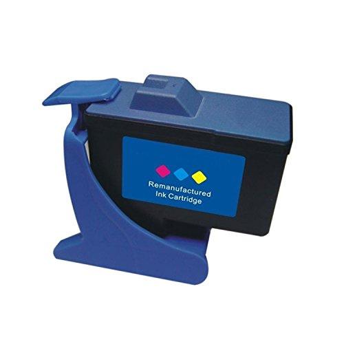 3 Packs G&G Color Ink Cartridge Reman Compatible with Lexmark Inkjet 18L0042 (No. 83)