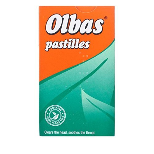 Olbas   Olbas Pastilles   12 x 45G by G R LANE HEALTH PRODUCTS