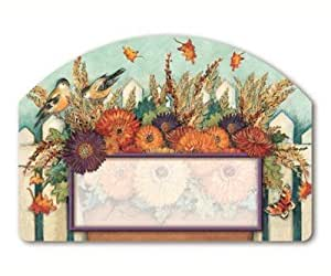 Yard Sign Harvest Gate Yard Sign 14 x 10 inches