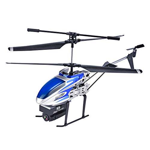 RC Helicopter,KY808 Remote Control Helicopter 2.4HZ Aluminum Alloy Mini Helicopter Remote Control for Kids & Adult Outdoor Micro RC Helicopter Best Helicopter Toy Gift 5MP 1080P