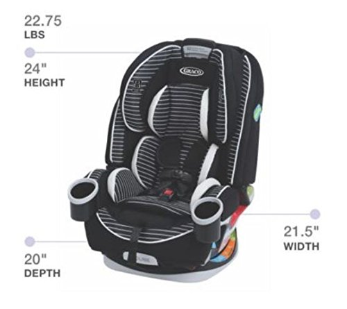 graco 4ever 4 in 1 convertible car seat azalea buy online in uae baby product products in. Black Bedroom Furniture Sets. Home Design Ideas