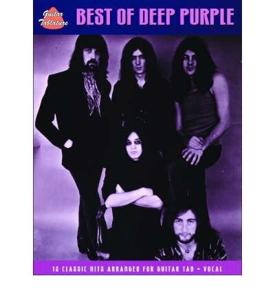 [(Deep Purple: The Best of (Guitar Tab) )] [Author: Deep Purple] [Dec-2006]