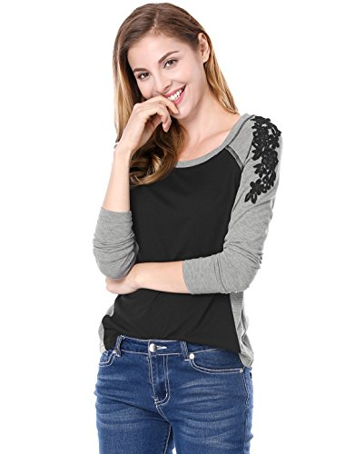 Out Applique Tee - 1