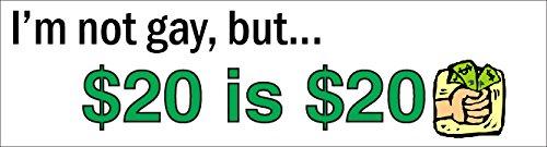 Im Gay Sticker (WYCO Products -