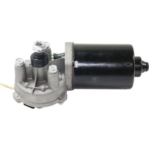 Wiper Motor compatible with Ram Full Size Pickup 97-99 Front (99 Dodge Ram 1500 Wiper Motor)