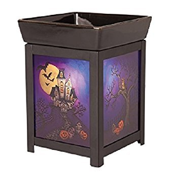 Scentsy House on Haunted Hill Halloween Warmer ()
