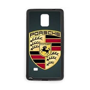 Porsche Samsung Galaxy Note 4 Cell Phone Case Black xlb-174501