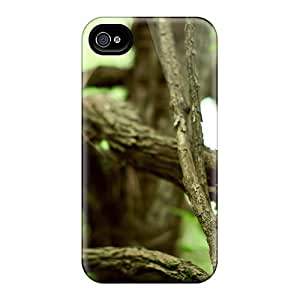 Fashionable Style Case Cover Skin For Iphone 4/4s- Tangled