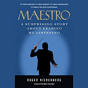 Maestro Audiobook