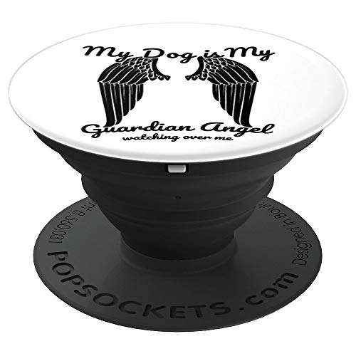 Dog Grief Condolence Bereavement Grieving Gifts - PopSockets Grip and Stand for Phones and Tablets