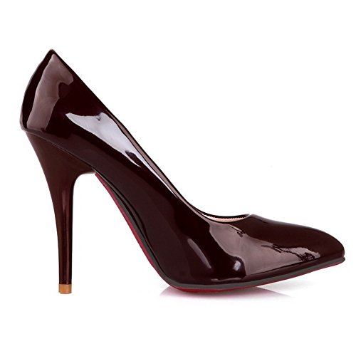 Bordeaux 36 APL10375 Rouge 5 Compensées BalaMasa Femme Sandales nqxXSARAwY