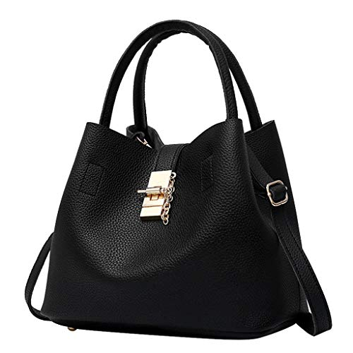 DZTZ Handbags for Women Women's Shoulder Bags PU Leather Hobo Handbags Top-Handle Purse for Ladies