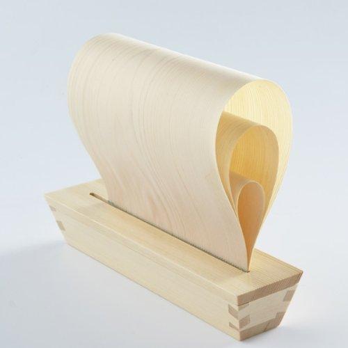Natural Mast Humidifier Made From Japanese Cypress Hinoki Wood by Masuza (Image #4)
