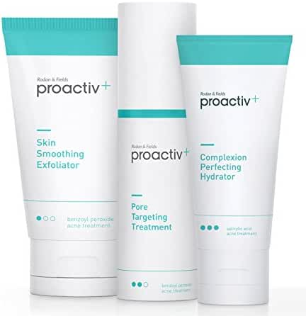 Proactiv+ 3 Step Acne Treatment System (30 Day)