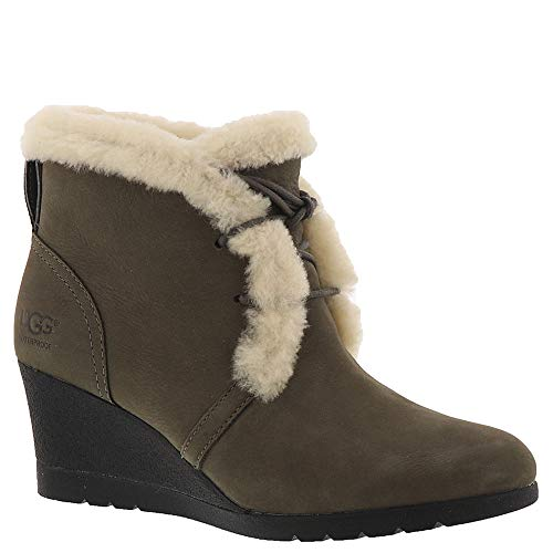 UGG Women's W JEOVANA Fashion Boot, Mysterious, 9.5 M US