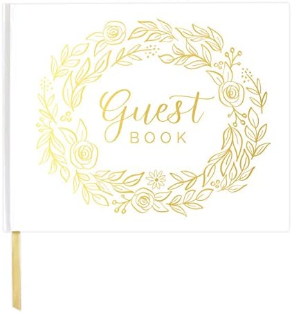 bloom daily planners Registry Guestbook