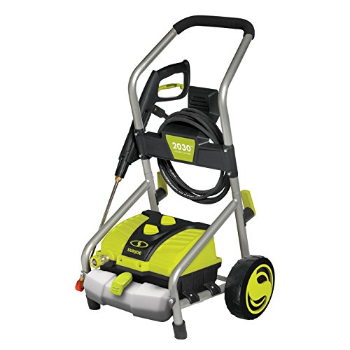 3. Snow Joe SPX4000 Electric Pressure Washer