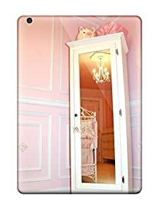 Awesome Case Cover/ipad Air Defender Case Cover(mirrored Wardrobe In Pink Nursery)