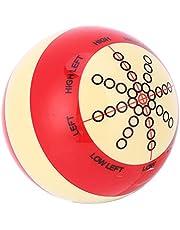 Biljart Pool Bal, Hoge Kwaliteit Hars Slijtvast 57.2MM Biljart Training Cue Pool Ball Snooker Praktijk Assist Accessoire