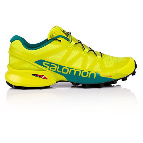Lime Herren 000 Acid Speedcross 2 Pro Deep Black Grün Traillaufschuhe Salomon Lake 0wadqxOa