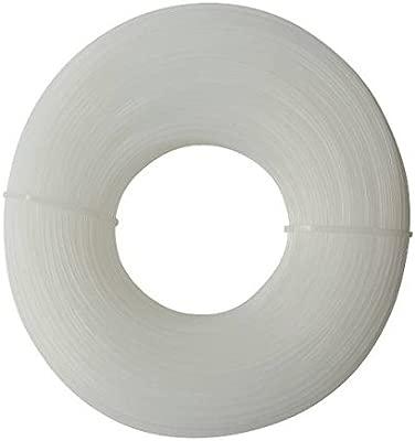 1 rollo de cable de 2,4 mm redondo Desbrozadora Trimmer ...