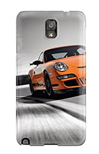 High-ranking Durable Protection Case For Galaxy Note 3(porsche Gt3 Rs 9)