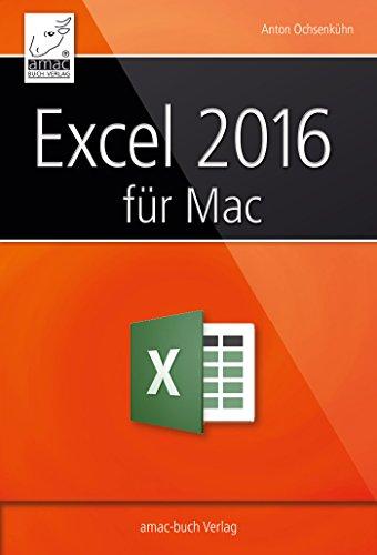 Microsoft Excel 2016 für den Mac (German Edition) Pdf