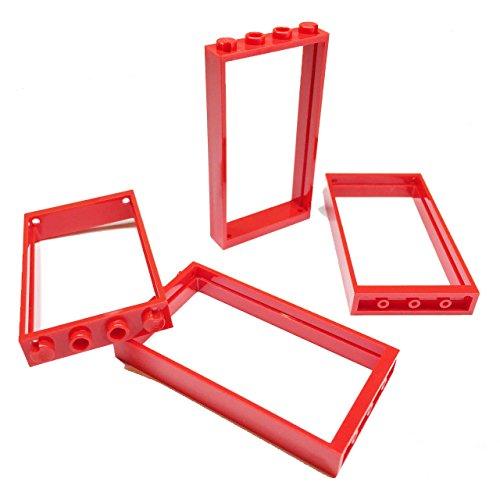 Lego Parts: Door Frame 1 x 4 x 6 - Type 2