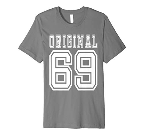 50th Birthday Gift 1969 T-shirt B-day 50 Year Old Age ()