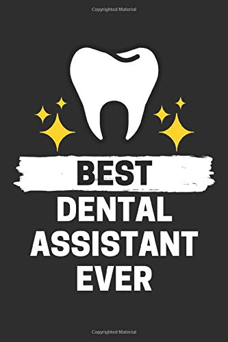 Best Dental Assistant Ever 6 X 9 Journal Notebook Journal Gift Ideas For Dental Assistant Working In A Dental Ordination Gifts For Dental Assistant Publishing Dentistry 9798675555673 Books Amazon Ca