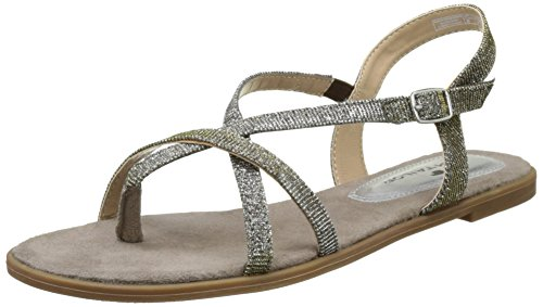 bronzo 2791805 Woman Platform Tailor Sandali Brown Tom YqBAw