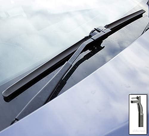 X5 E70 2007-2011 Heyner German Hybrid Windscreen Wiper Blades Front 2419 HH2419SL