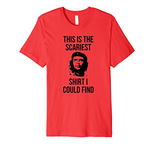 Scariest Halloween Costume Che Guevara Communism T-Shirt for $<!--$21.99-->