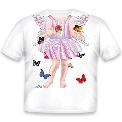 Baby 6 agrega o ni Solo un meses 12 a T Shirt Butterfly de Baby Girl Fairy qgTPTw