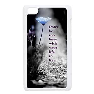 Be Free Original New Print DIY Phone Case for Ipod Touch 4,personalized case cover ygtg580608