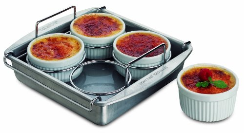 Chicago Metallic 6 Piece Creme Brulee Set