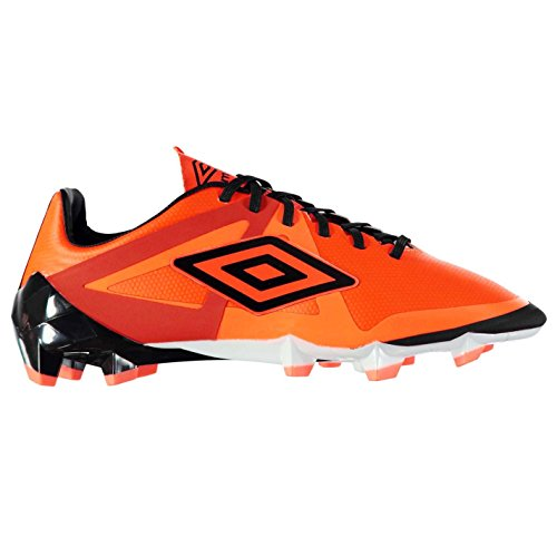 Boots Men's Black Orange Football Umbro ZvxRCHqwqn