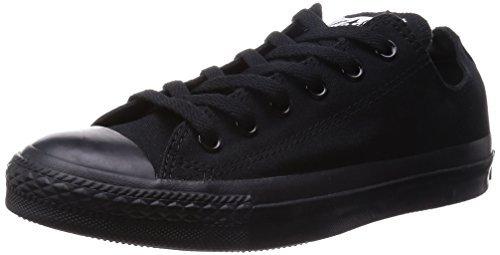 Converse Unisex Chuck Taylor Classic Sneaker (7 B(M) US, Black Monochrome) by Converse