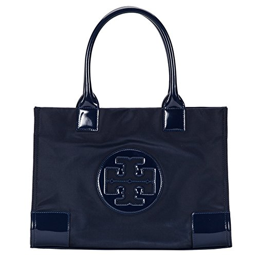 Tory Burch Nylon Mini Ella Tote Bag 50009835-486 French - Usa Burch Tory