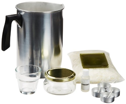 Country Lane IH90017 Soy Candle Making Kit