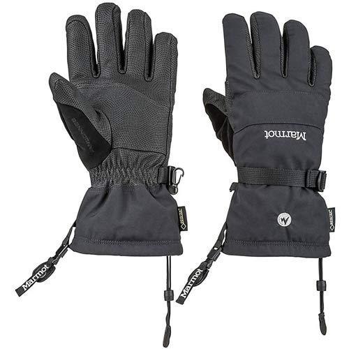Marmot Unisex Randonnee Glove, Black, ()