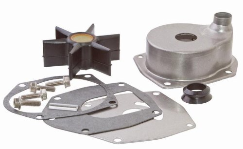 SEI MARINE PRODUCTS-Compatible with Mercury Mariner Force Water Pump Kit 817275A 8 Outboard Lower Units W/O Base
