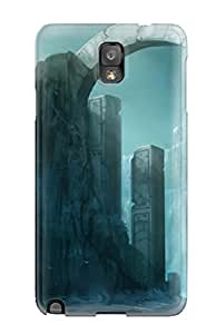 New Shockproof Protection Case Cover For Galaxy Note 3/ Lotr Fantasy Abstract Fantasy Case Cover