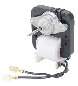Ge wr60x191 refrigerator evaporator fan motor for How to test refrigerator evaporator fan motor