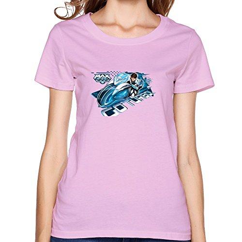 IHoo Womens Max Steel T-shirt XS
