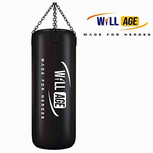 WILLAGE Unisex SRF Black Boxing Punching Bag Price & Reviews